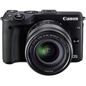 Image of Canon Digital Camera Eos M3 M18-55 S EU11