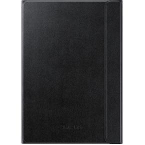 Samsung Tab A leren cover zwart