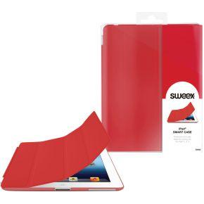 Sweex Sa622 Ipad Slimme Hoes Rood
