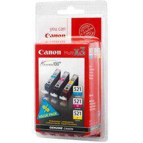 Canon CLI-521 C-M-Y