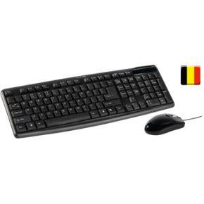 Image of König Cskmcu100 be Usb Keyboard & Optical Mouse