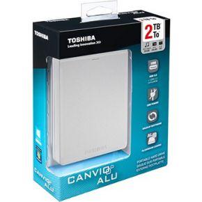 Toshiba Canvio Alu