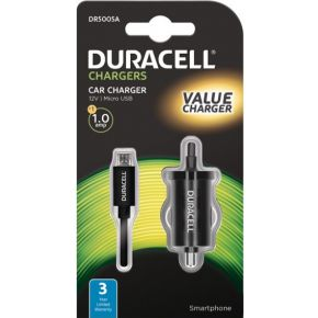 Duracell 12V Auto Charger