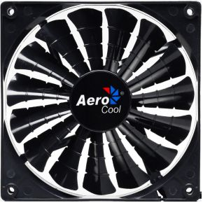 Image of Aerocool Shark Fan Black Edition 14cm