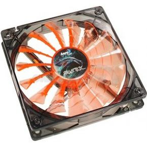 Image of Aerocool Shark Fan Evil Black Edition 12cm