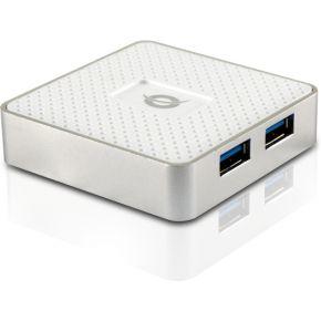 Image of Conceptronic 4 Ports USB Hub USB 3.0