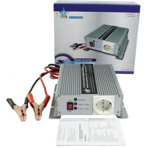 Hq Inv600w-12 Omvormer 12 230 V 600 W