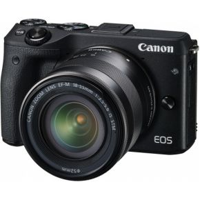 Image of Canon Eos M3 + 18-55mm + EVF