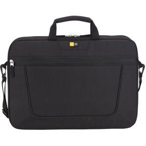 Case Logic nylon notbooktas 15,6 inch zwart