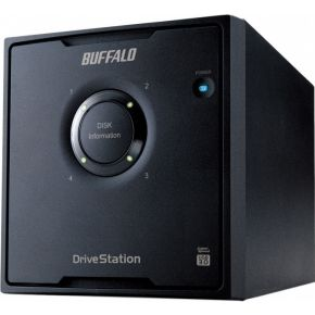 Image of Buffalo DriveStation Quad USB 3.0 12TB