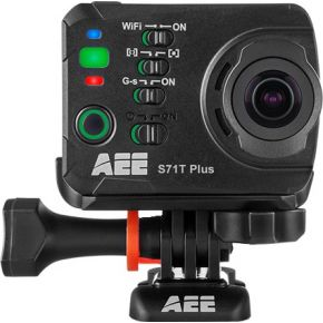 Image of AEE S71+ Action Cam 4K 15fps WiFi / Touch Screen