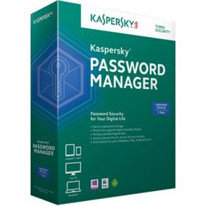 Image of Kaspersky Lab Password Manager