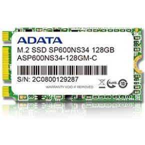 Image of ADATA ASP600NS34-128GM-C 128GB solid state drive