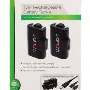 Xbox One Twin oplaadbare batterij pack