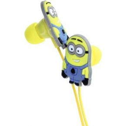 Minions in-ear koptelefoons universeel (TELEFONIE)