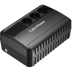 Image of CyberPower BU600E Line-Interactive 600VA Compact Zwart UPS