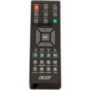Image of Acer VZ.JCQ00.001 IR Draadloos Drukknoppen Zwart afstandsbediening