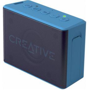 Image of Bluetooth luidspreker Creative Labs Muvo 2c Handsfree-functie, SD, Spatwaterdicht Blauw