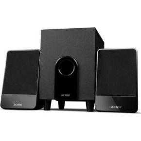 Image of acme Computer ACME SS204 Deep bass speakers PC-luidsprekers Zwart Inhoud: 1 stuks