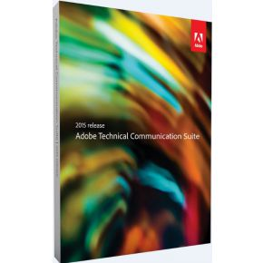 Image of Adobe eLearning and technical communications Technical Communication Suite 2015