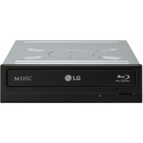 Image of LG CH12NS40 Intern Blu-Ray DVD Combo Zwart
