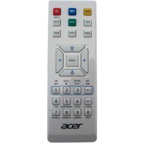 Image of Acer MC.JK211.007 IR Draadloos Drukknoppen Wit afstandsbediening