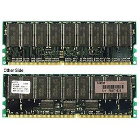 Image of HP 249675-001 0.5GB DDR 200MHz ECC geheugenmodule