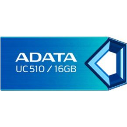 Image of ADATA 16GB DashDrive UC510 16GB USB 2.0 Blauw USB flash drive