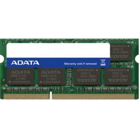 Image of ADATA ADDS1600W4G11-S 4GB DDR3 1600MHz geheugenmodule