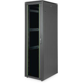 Image of 19 inch patchkast Digitus Professional DN-19 42U-6/8-B-1 (b x h x d) 600 x 2053 x 800 mm 42 HE Zwart (RAL 9005)