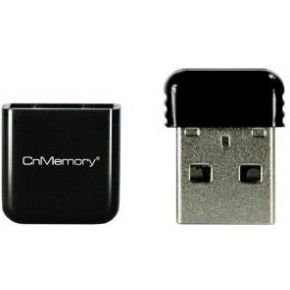 Image of CnMemory 32GB Minimo USB 2.0 32GB USB 2.0 Zwart USB flash drive