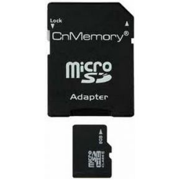 Image of CnMemory 8GB Micro SDHC Class 10 8GB MicroSDHC Class 10 flashgeheugen