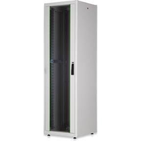 Image of 19 inch patchkast Digitus Professional DN-19 22u-6/6-D (b x h x d) 600 x 1125 x 600 mm 22 HE Lichtgrijs (RAL 7035)