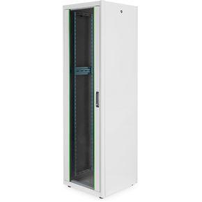 Image of 19 inch patchkast Digitus Professional DN-19 42u-6/6-D (b x h x d) 600 x 2010 x 600 mm 42 HE Lichtgrijs (RAL 7035)