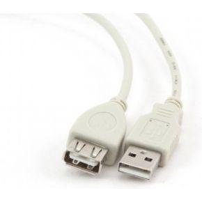 Image of Gembird 0.75m USB 2.0 A M/FM