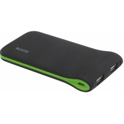 POWERBANK LEITZ COMPLETE USB 5000MAH DRAAGBAAR ZW