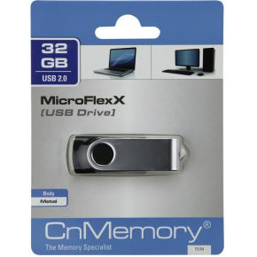 Image of CnMemory MicroFlexx USB Stick 2.0 32GB