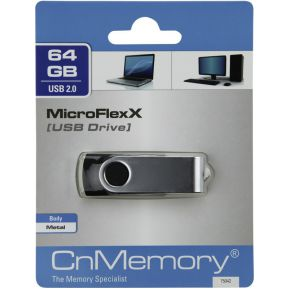 Image of CnMemory MicroFlexx USB Stick 2.0 64GB