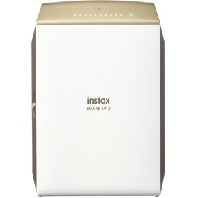 Fujifilm Instax Share SP-2 EX D printer Goud