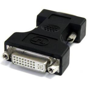 StarTech.com DVI naar VGA Verloopkabel Zwart F-M