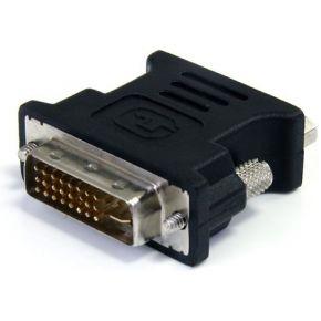 StarTech.com DVI naar VGA Verloopkabel Zwart M-F