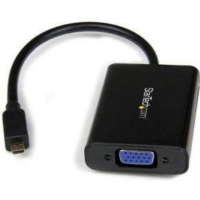 StarTech.com Micro HDMI-naar-VGA-adapterconverter met audio voor smartphones-ultrabooks-tablets 1920