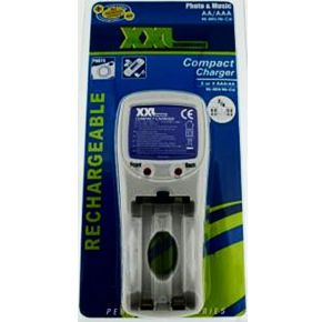 Image of Battery Charger 2 or 4 AAA/AA included 2x AA