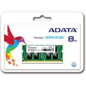 Image of ADATA AD4S2133W8G15-S 8GB DDR4 2133MHz geheugenmodule