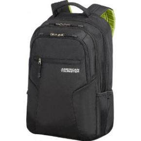 "Image of American Tourister Oceanside Urban Groove 15.6"""" Rugzak Zwart"