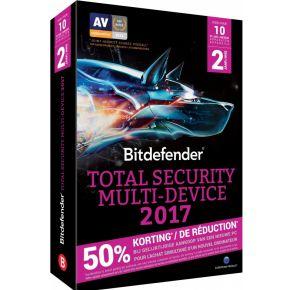 Image of Bitdefender Bitdef Secu 2017 10us 2Y FR/NL