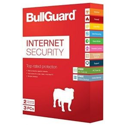 Image of BullGuard Internet Security, 2Y, 3PC 2jaar