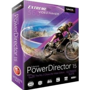 Image of Cyberlink PowerDirector 15 Ultimate Suite