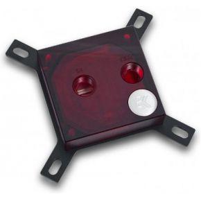 Image of EK Water Blocks EK-Supremacy EVO RED Edition Processor Water block