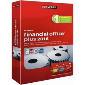 Image of Lexware financial office plus 2016